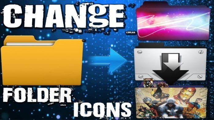 How To Change Folder Icon Or Color On Windows 7 or 8.1