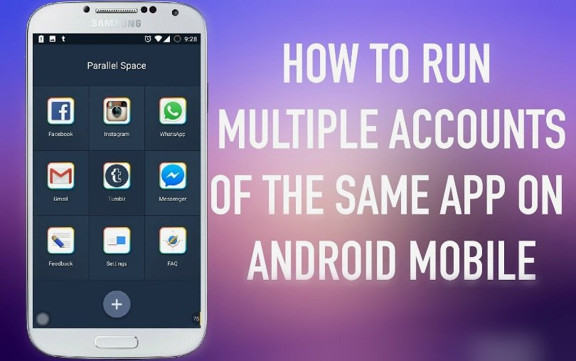 Use Two Same App With Different Logins In Android