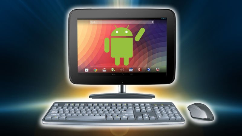 How To Use Your Android Device As A Portable PC
