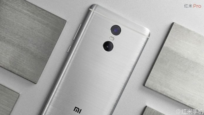 Specification Of Xiaomi Redmi Pro With Price And Launch Date