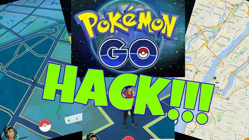 Pokémon Go Hack: Unlimited Pokémon Without Going Outside With Virtual Joystick