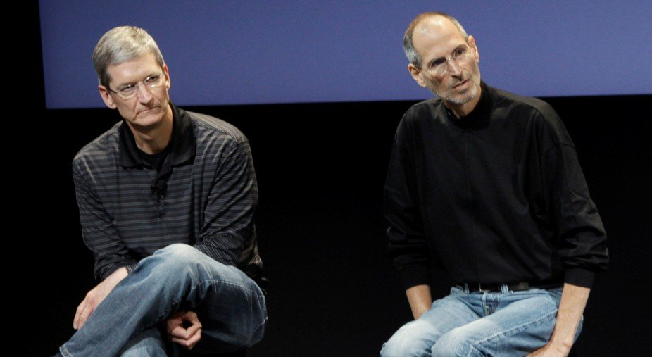 C.E.O Of Apple Tim Cook Share Advice Of Steve Jobs