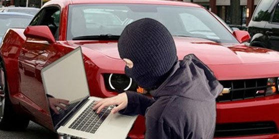 Hackers Stolen More Than 100 High Tech Cars