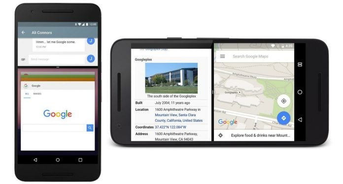How To Use Split Screen Mode In Android Nougat