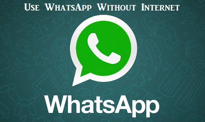 Use WhatsApp For Free Without Internet Balance 100% working 2016