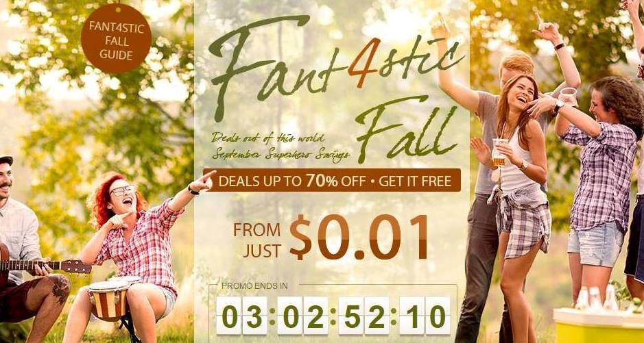 Best Deals Of Gadgets In Epic Fantastic Fall Sale At Gearbest