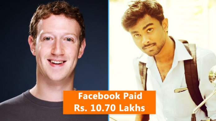 Facebook Paid ₹10,70,000 To This Guy From Kerala. Here's Why
