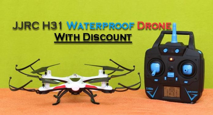 Full Review And Specifications Of JJRC H31 Waterproof Drone At Discount Price