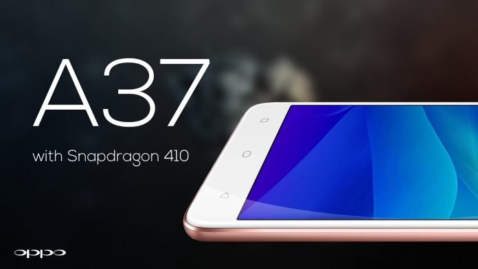 Oppo A37 With Price And Full Specifications