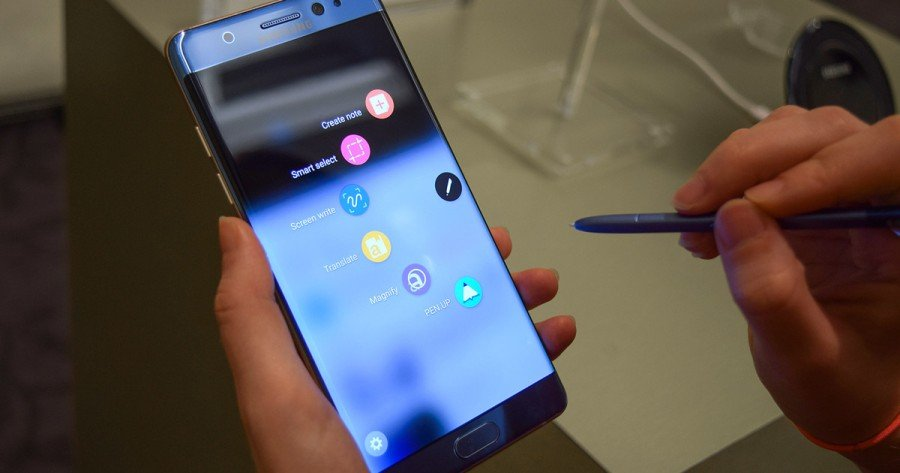 Samsung Will Resume Sales Of Galaxy Note 7 On September 28