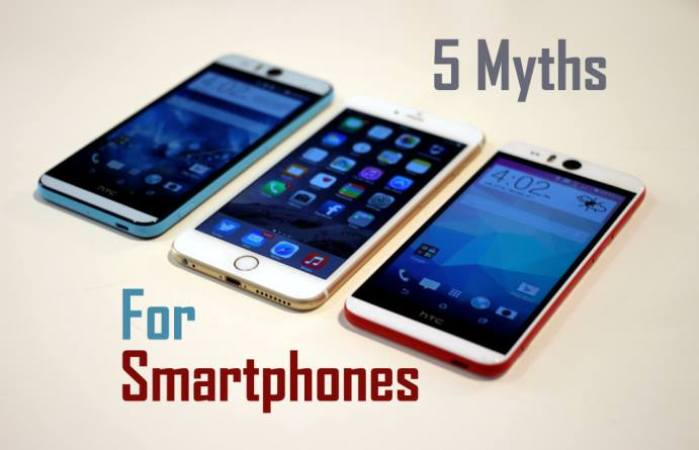 Top 5 Myths About Smartphones You Must Know