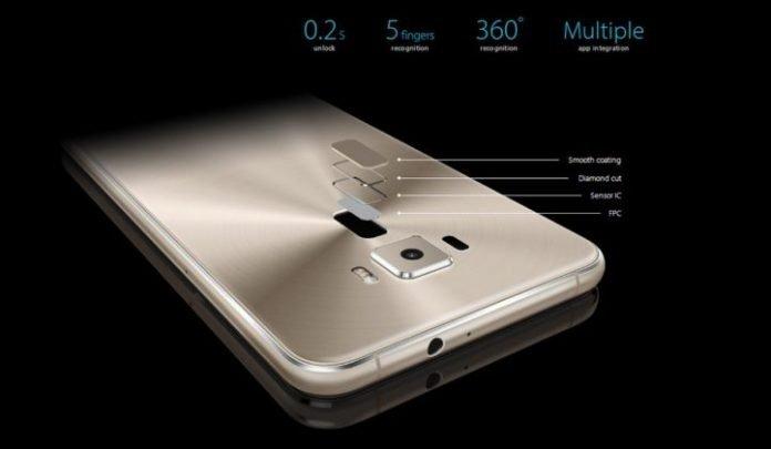 Asus ZenFone 3 ZE552KL 4G With 4GB RAM And Fingerprint sensor