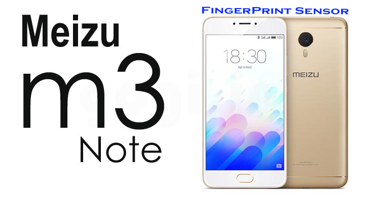 MEIZU M3 Note 3GB RAM 4G Phablet With 45 Percent Discount Sale