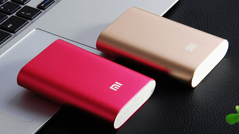 Xiaomi Mobile Power Bank 10000mAh Just At $17.94