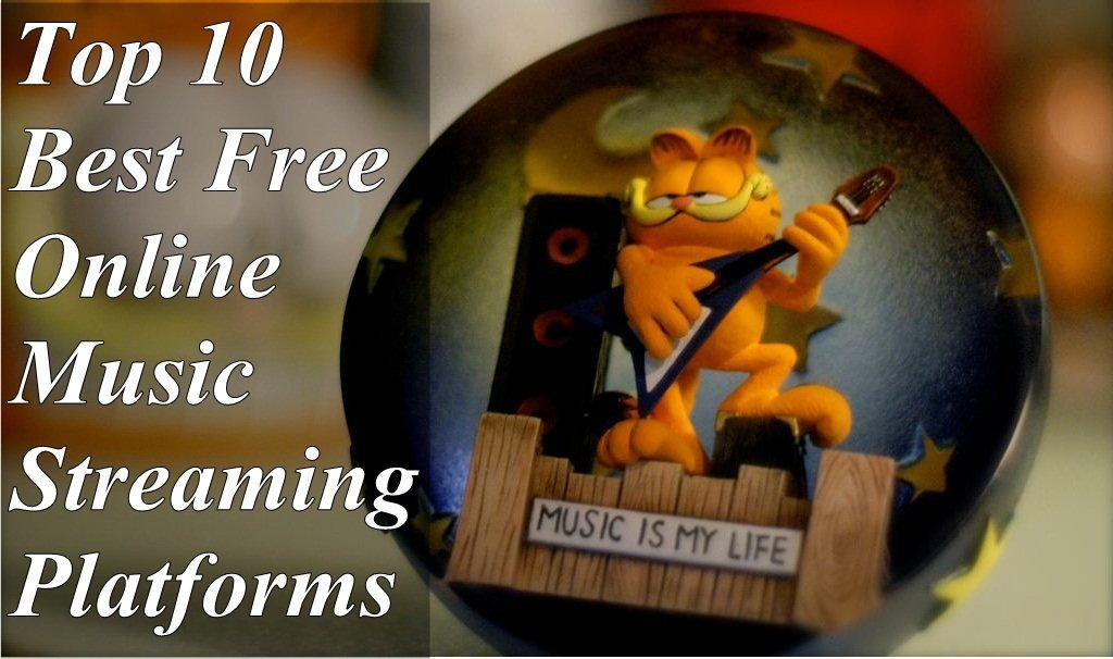 Top 10 Best Free Online Music Streaming Platforms