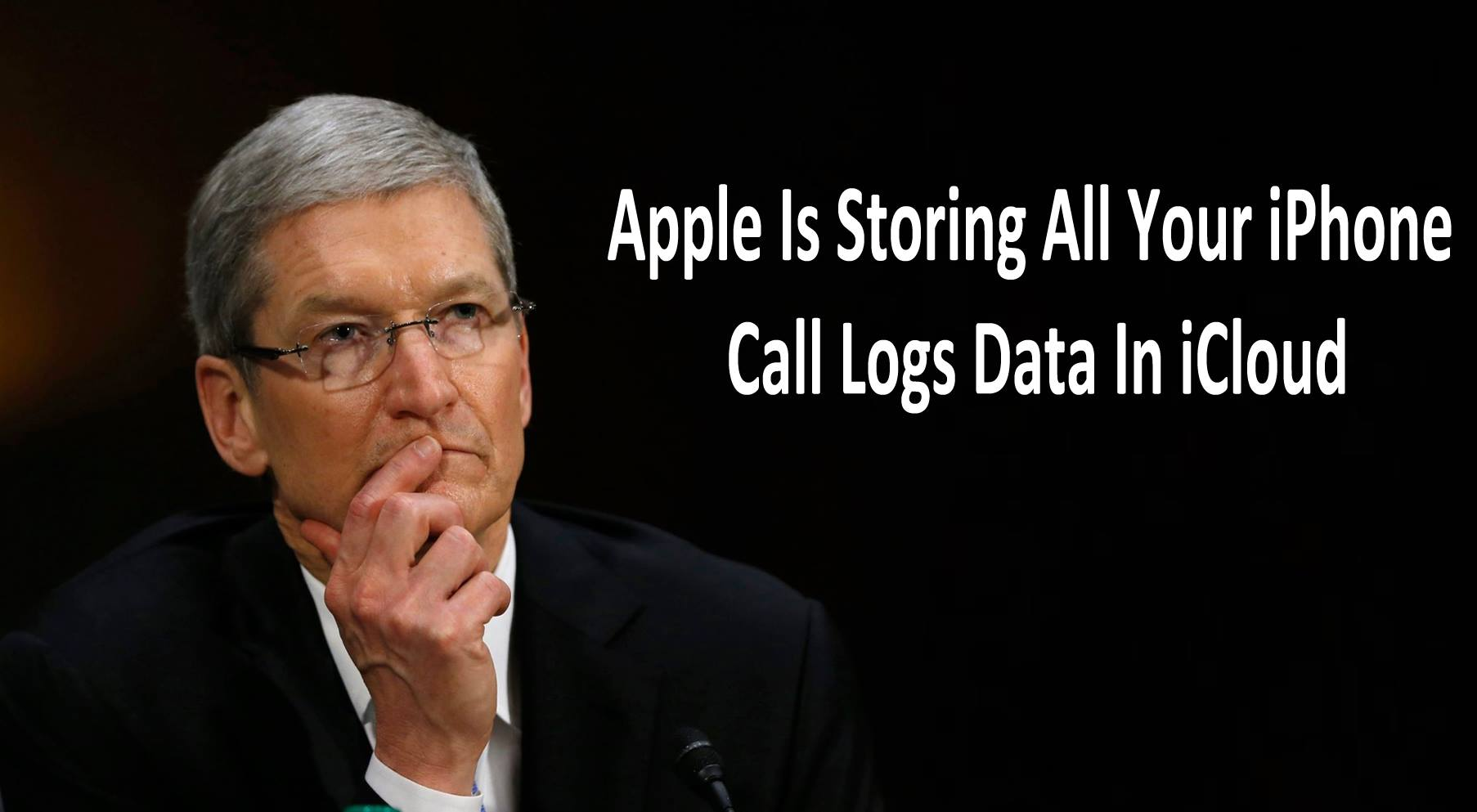 Apple Is Storing All Your iPhone Call Logs Data In iCloud