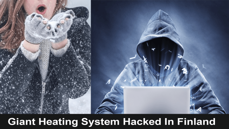 At This Very Winter Hackers DDoS Attack On Heating System In Finland