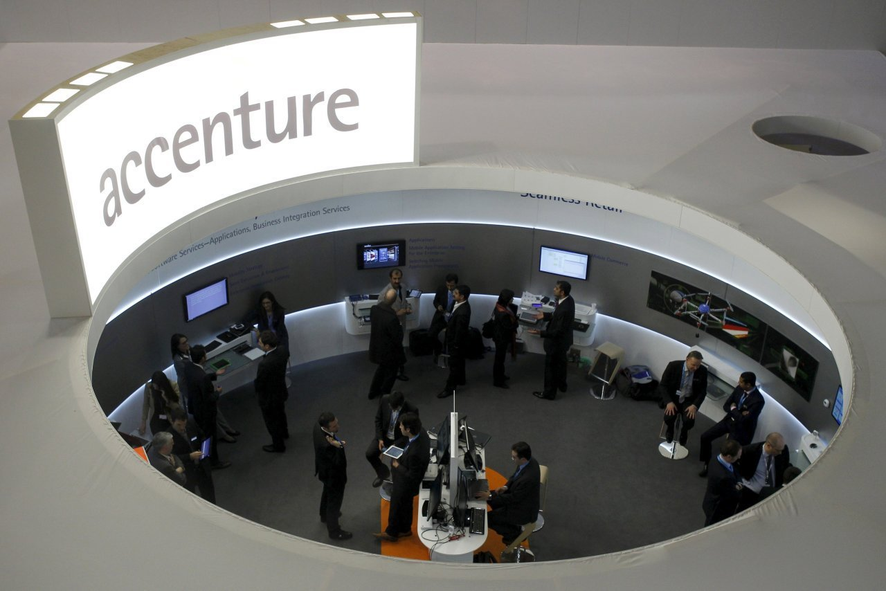 Accenture Among Top 10 Best Companies For Women in India