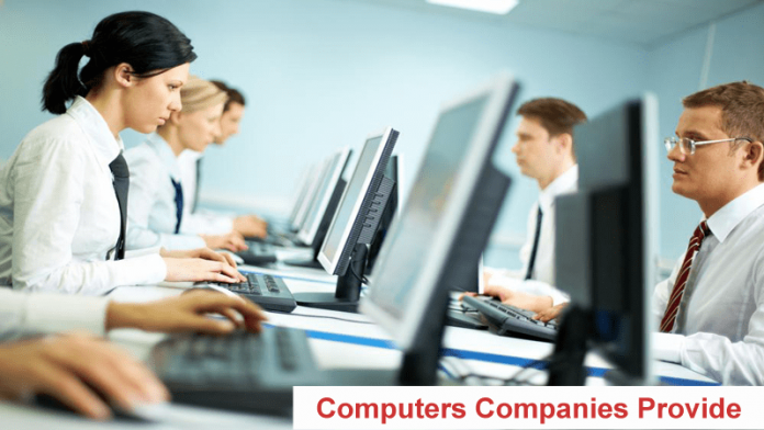 Computer's Big Companies Provide To Their Engineers & Programmers