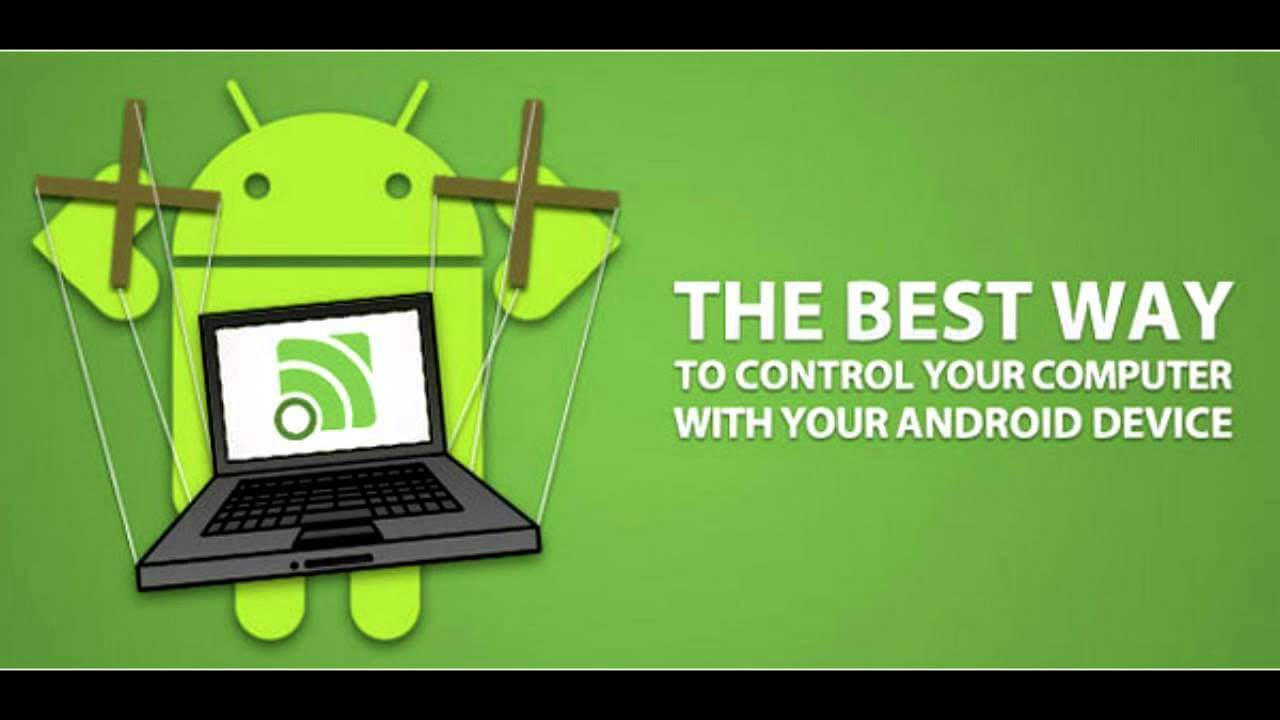 Control Your PC From Android Phone Using Google Chrome Remote Desktop