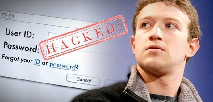 Mark Zuckerberg's Pinterest Account Gets Hacked Again