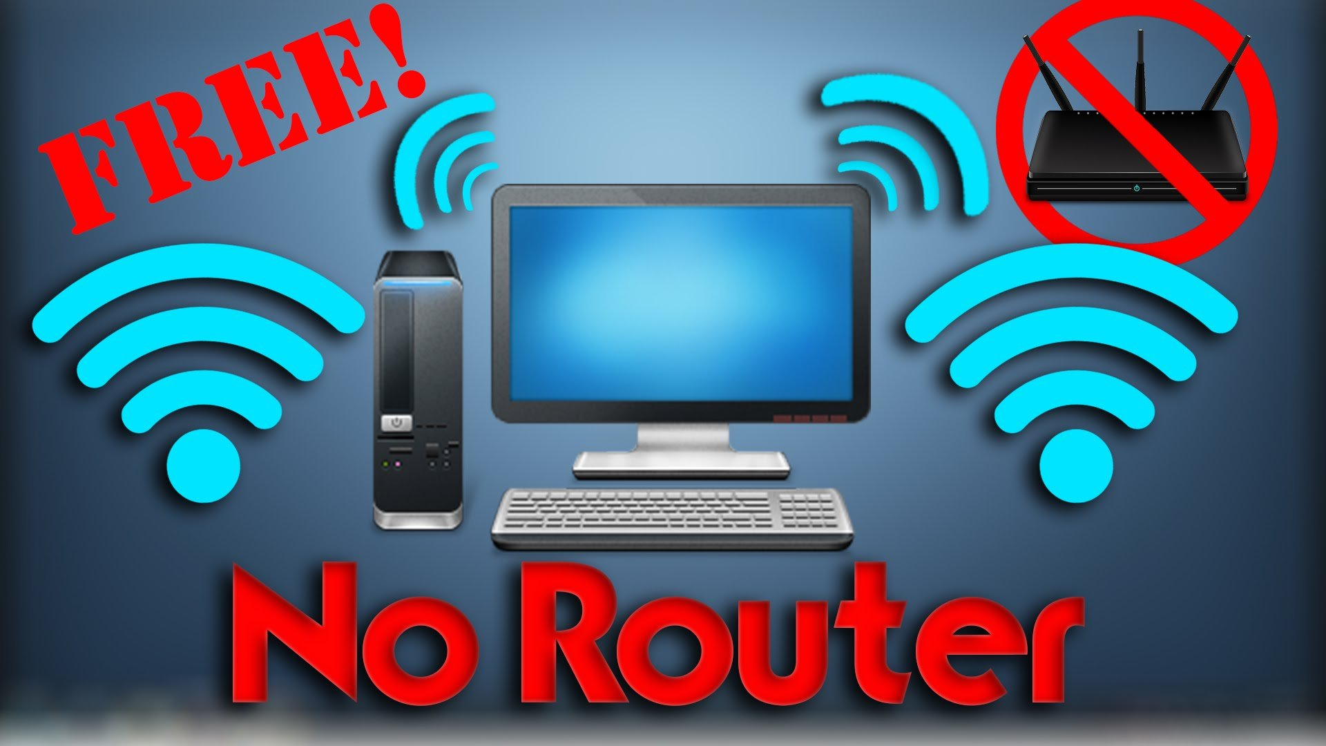 How To Create A Wi-Fi Hotspot On Your PC Without Router