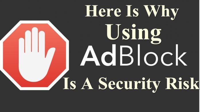 Here Is Why Using Adblocker On Your Browser Is A Security Risk