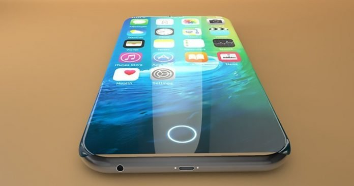Apple iPhone 8 To Feature OLED Curved Display Without Any Button