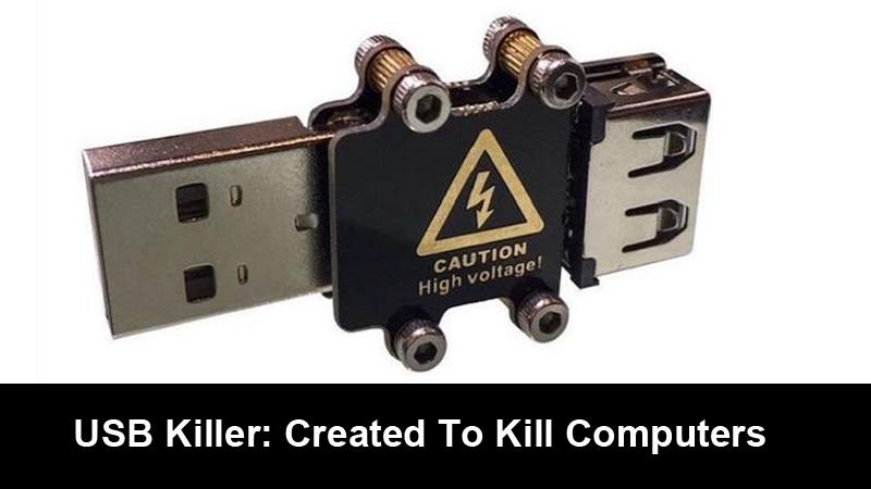 Attention Now This USB Killer Stick Is Available Online