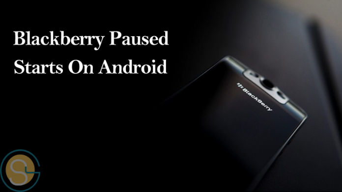 Blackberry Stops Making Phones, Moved To Android Phones
