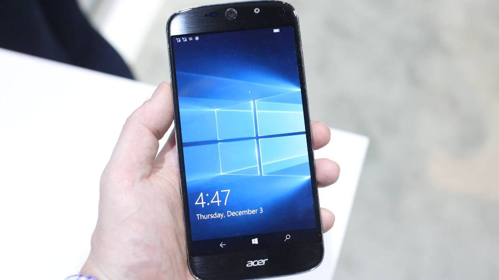 Microsoft Will Turn Your Mobile Device Into Full Windows 10