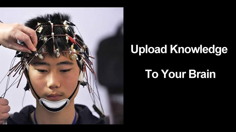 Scientists Have Developed a Method to 'Upload Knowledge To Your Brain'