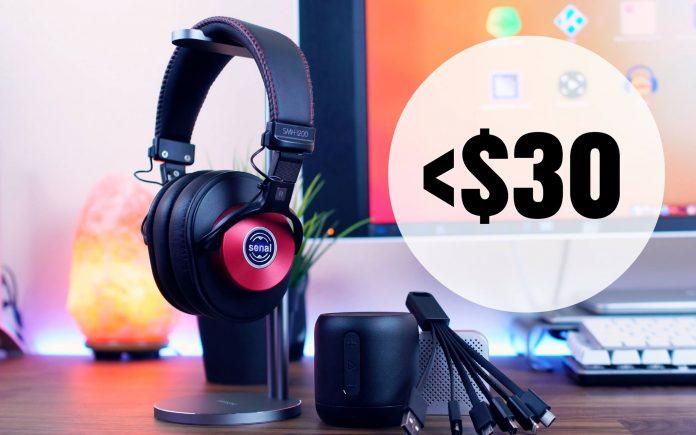 Top 10 Best Budget Headphones Under $30 You Must Try