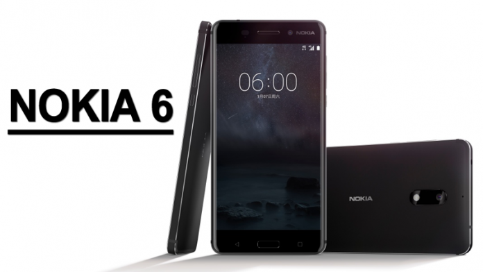 Nokia 6 The First Android Smartphone Officially Revealed