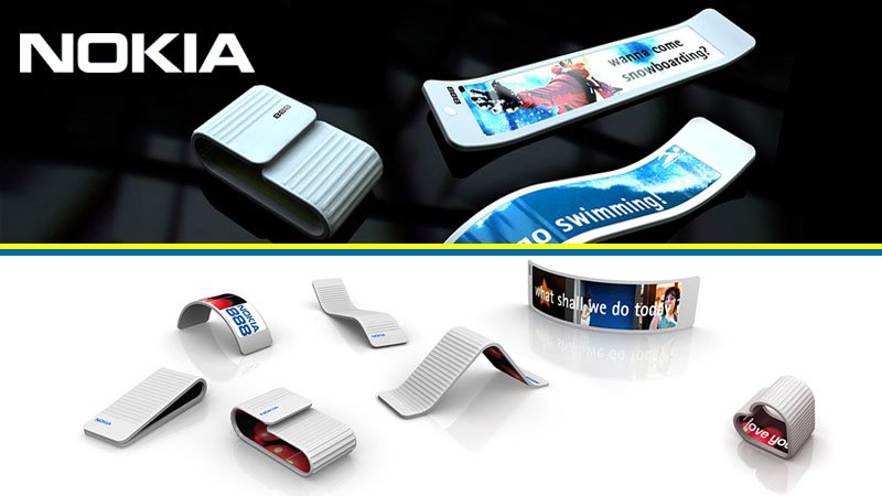 Nokia Could Launch Foldable Smartphones In 2017