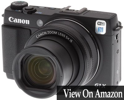 Canon Powershot G1 X Mark II - 10 Best Point And Shoot Digital Cameras 2018