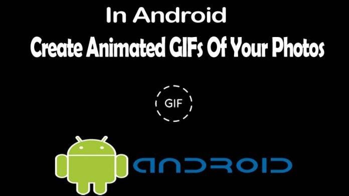 Android GIF Creator