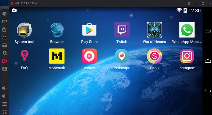 Bluestacks App Player For Windows Vista Sp1