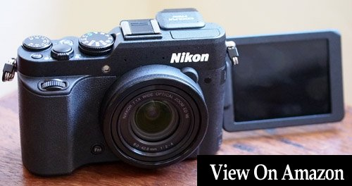 Nikon Coolpix P7800 - 10 Best Point And Shoot Digital Cameras 2018