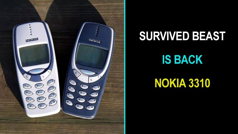 Nokia 3310 Could Be Launched In This Month