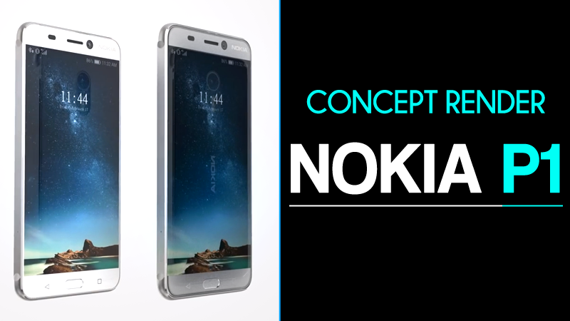 Nokia P1 The Upcoming Smartphone Model Looks Amazing