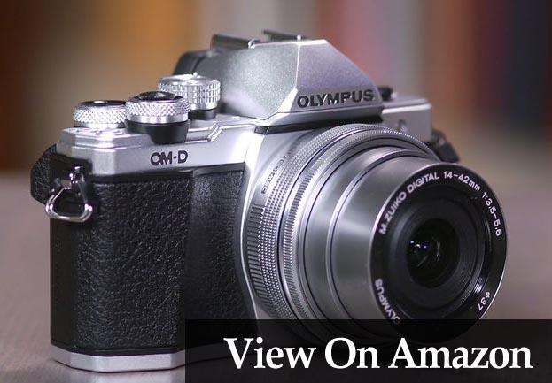 Olympus OM-D E-M10 MARK 2 - 10 Best Point And Shoot Digital Cameras 2018