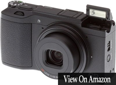 Ricoh GR - 10 Best Point And Shoot Digital Cameras 2018
