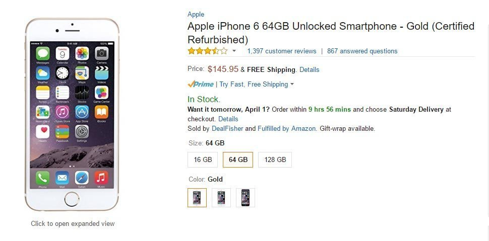 Let's Know How To Get iPhone 5S For Rs 1,999 And iPhone 7 For Rs 37,000