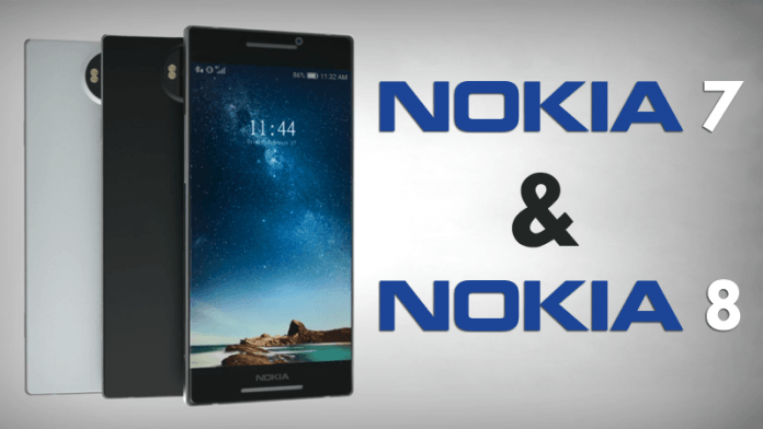 Nokia 7 and Nokia 8 Smartphone Launching This Year