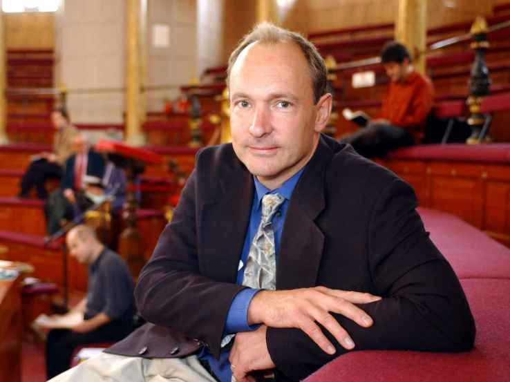 Tim Berners-Lee Wins A.M. Turing Award
