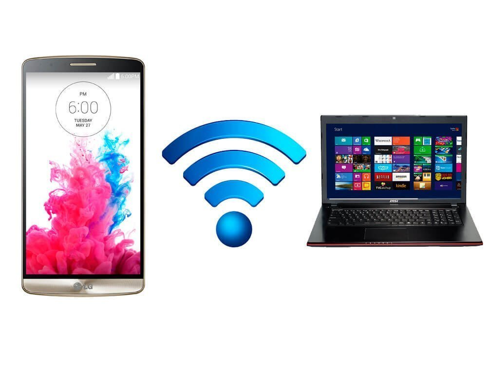 10 Best Apps To Transfer Files Between Smartphone And PC Using WiFi