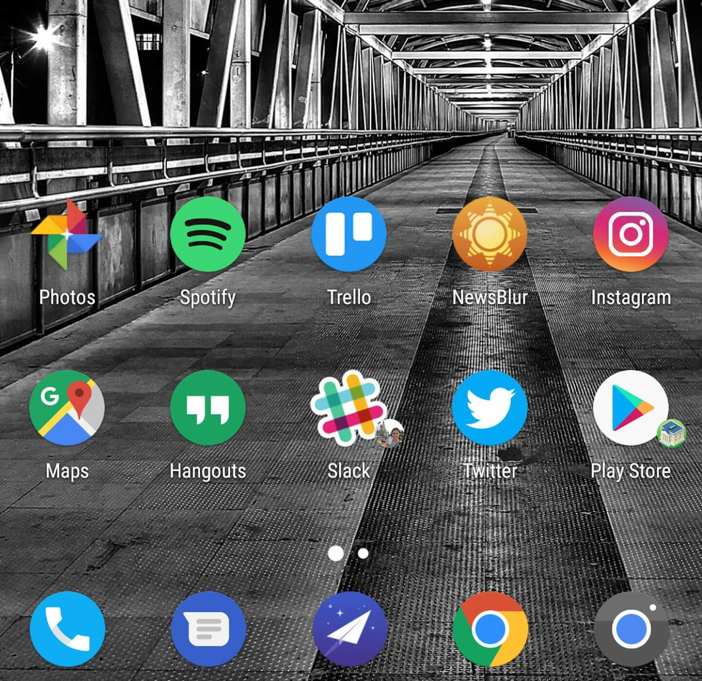 Download Nova Launcher To Enjoy The Android O Notification Dot Feature Now