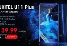 Oukitel U11 Plus The Best Budget Phone With 4GB RAM And 64GB ROM