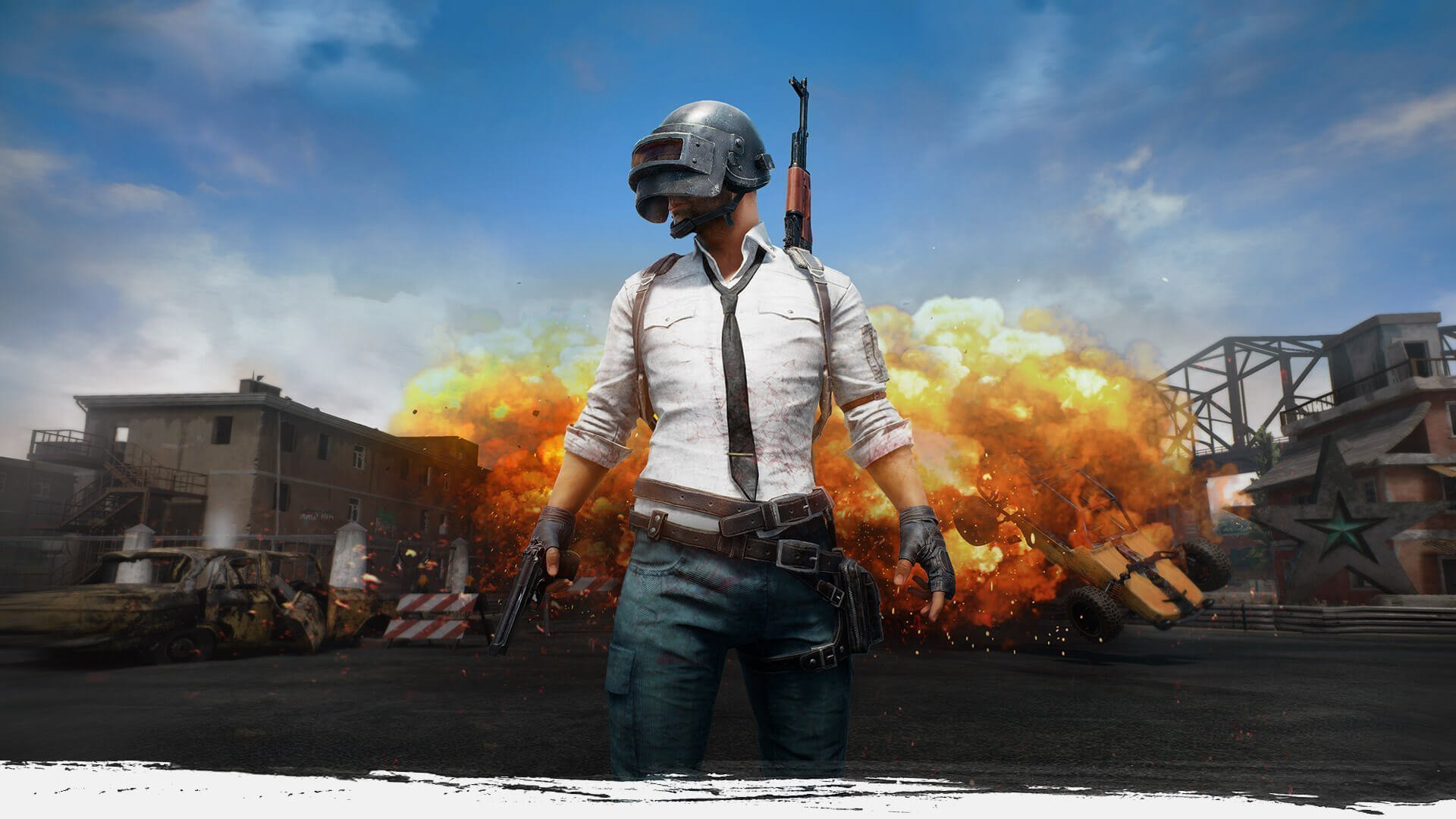 Player Unknown's Battlegrounds Is An Insane Game Which Will Blow Your Mind